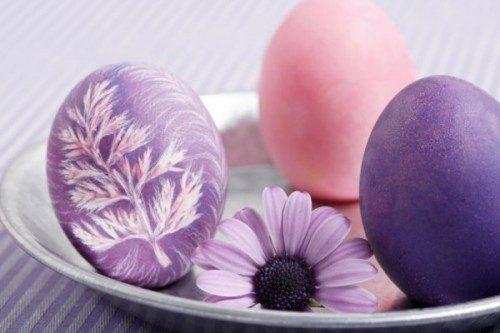 узоры для пасхальных яиц для детей1