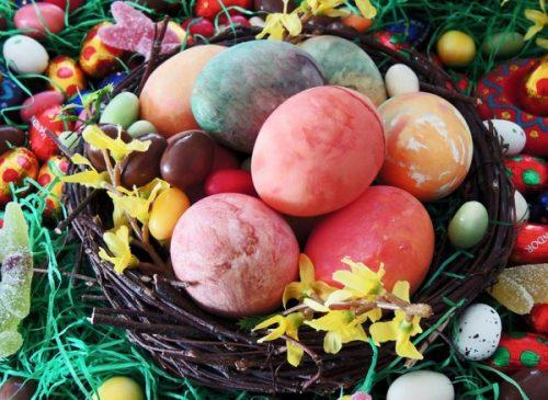 роспись пасхального яйца для детей4