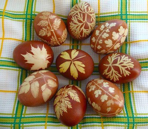 роспись пасхального яйца для детей5