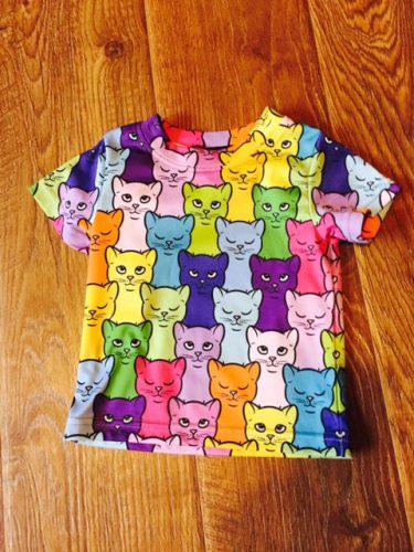 3d детская футболка