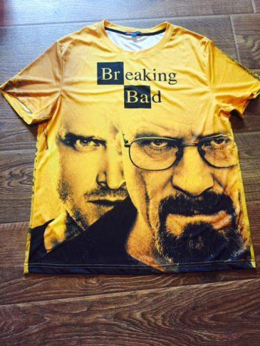 во все тяжкие футболка 3d