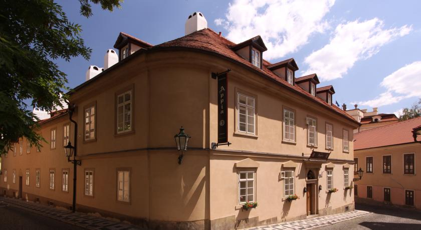 Appia residences отель в праге