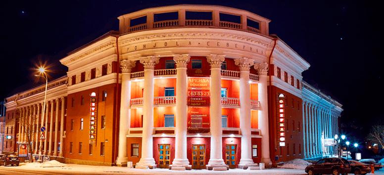 гостиница Северная карелия