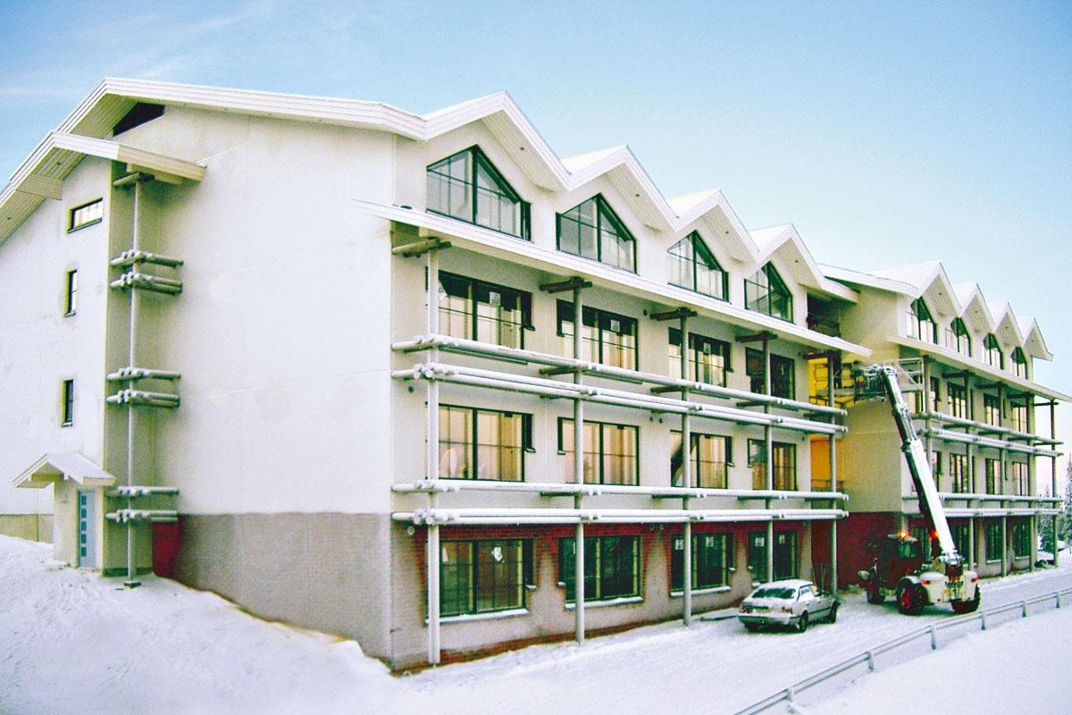 Hotelli suomutunturi лапландия