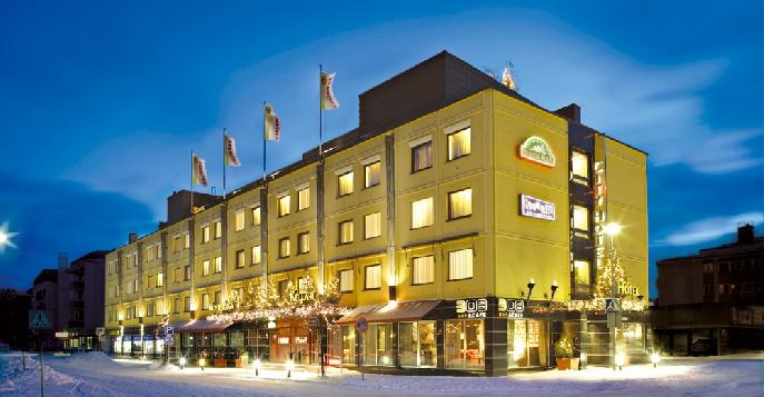 Отель city лапландия
