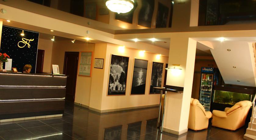 Прокопьевская гостиница устюг