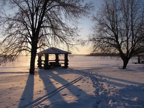 Белоруссия зимой2
