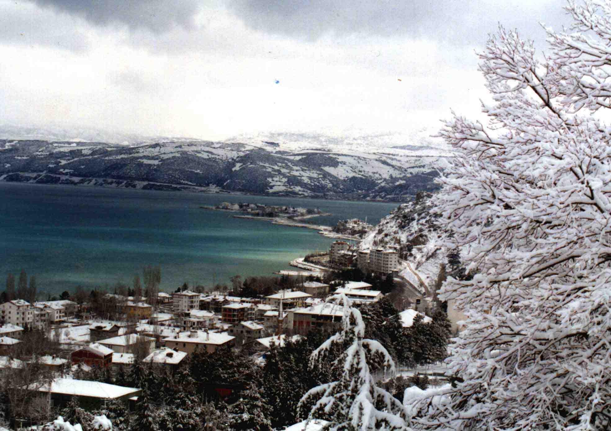 горнолыжные курорты в Турции