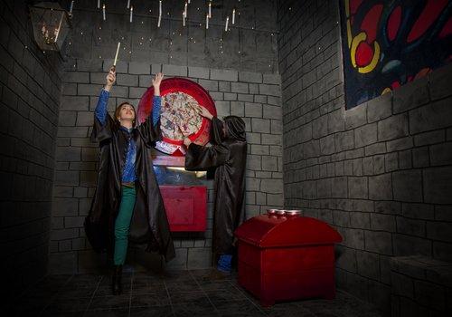 Квест школа магии для детей
