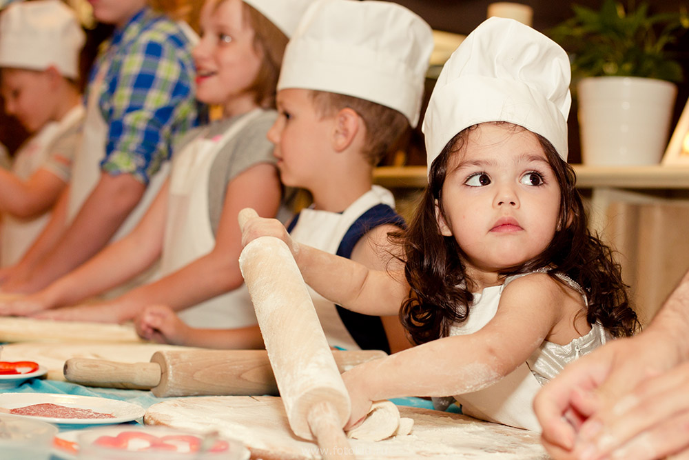 кулинарные мастер классы в Москве