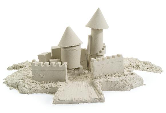 кинетический песок купить в интернет