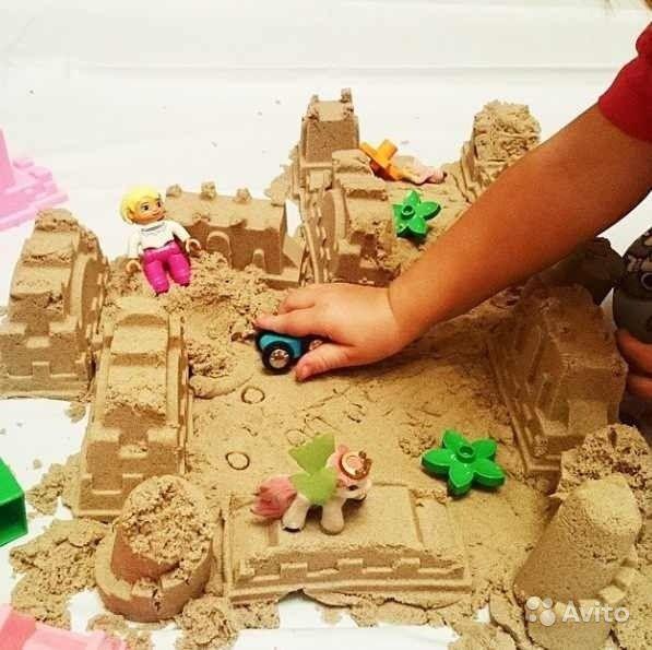 кинетический песок купить в интернет2