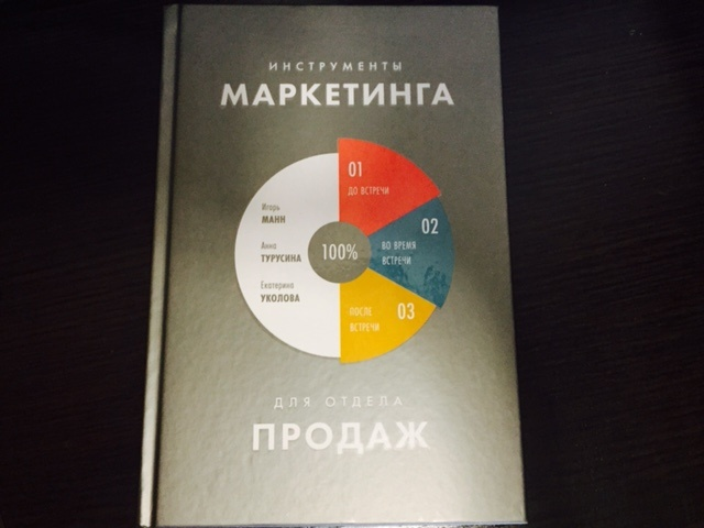 инструменты маркетинга книга отзыв
