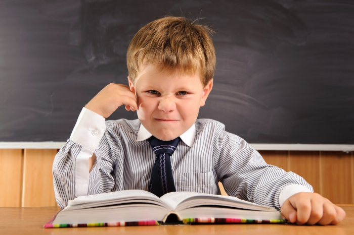 первоклассник +не хочет делать домашнее задание