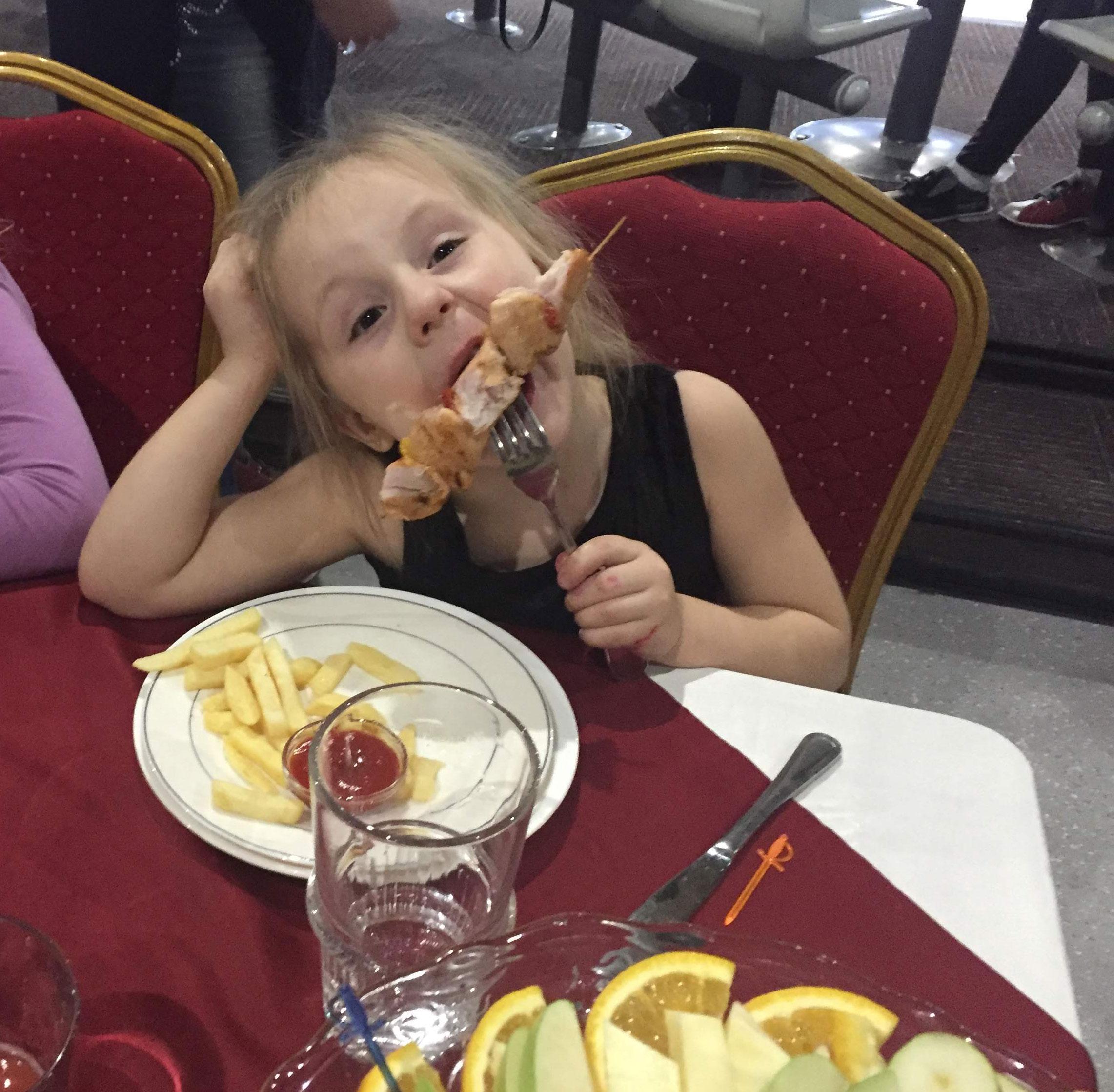 Детский боулинг в Москве и день рождения